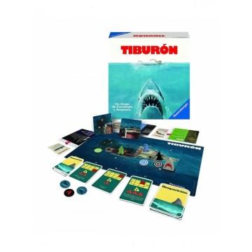 Jaws Game (Tiburón)