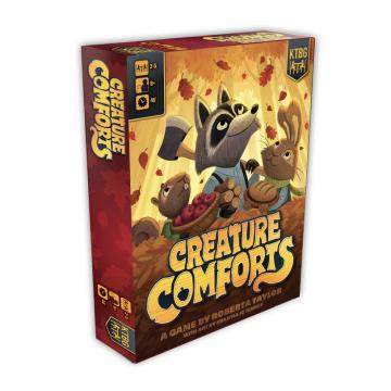 Creature Comforts [ESPAÑOL]...