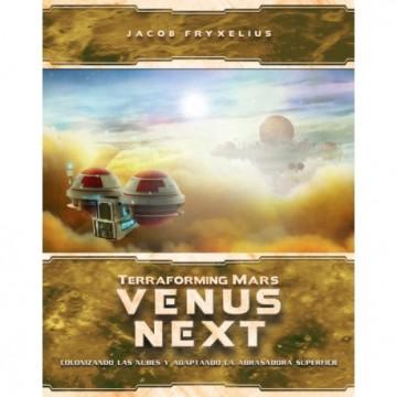 Terraforming Mars:: Venus Next