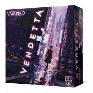 Vampiro: La Mascarada Vendetta