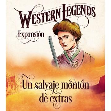 Western Legends: Un Salvaje...