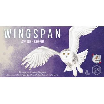 Wingspan: Expansión Europa