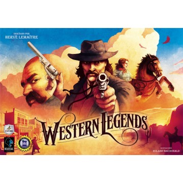 Western Legends [PREVENTA]