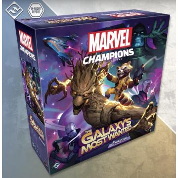 Marvel Champions: Los más...