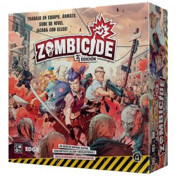 Zombicide Segunda Edición...