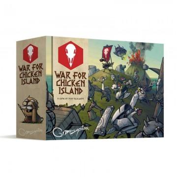 War for Chicken Island