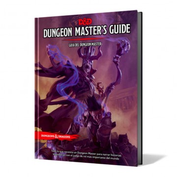 D&D Dungeon Master's Guide...