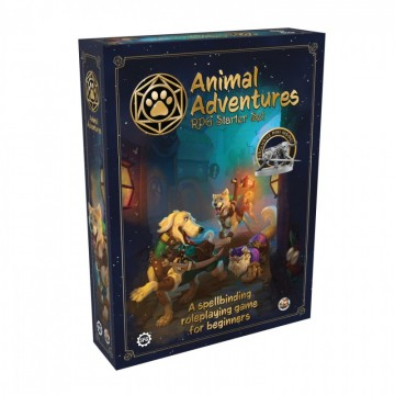 Animal Adventures: RPG...