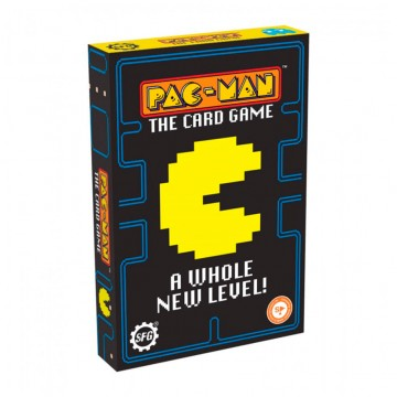 Pac-Man: The Card Game...