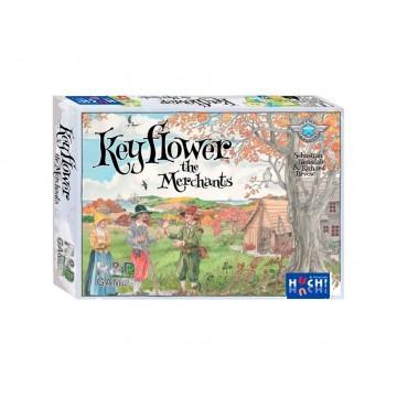 Keyflower: The Merchants...