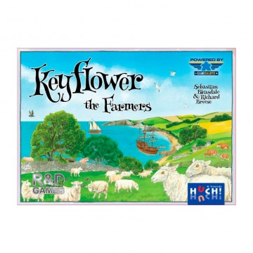 Keyflower: The Farmers...