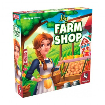 My Farm Shop (Inglés)