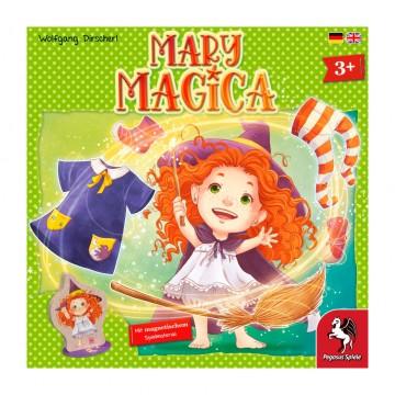 Mary Magica (Inglés)