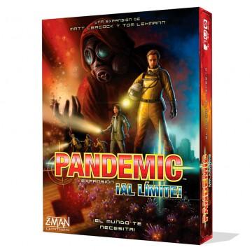 Pandemic: ¡Al Límite!