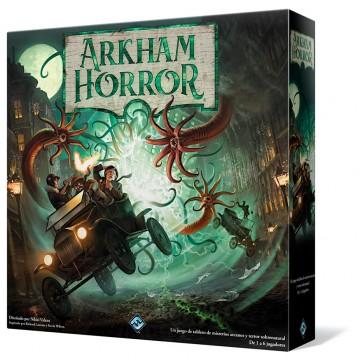 Arkham Horror 3º Edición