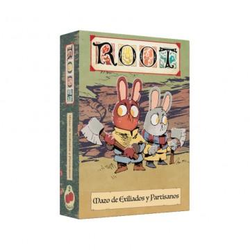 Root: Pack Cartas de...