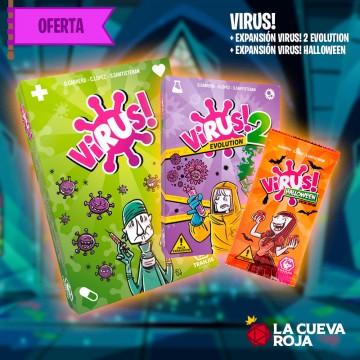 Pack Virus!
