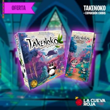Pack Takenoko