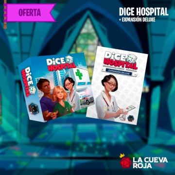 Pack Dice Hospital
