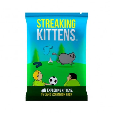 Streaking Kittens [PREVENTA]
