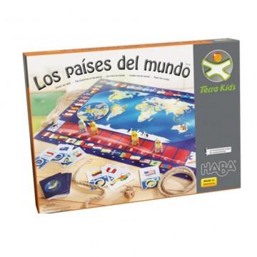 Terra Kids - Los Países del...