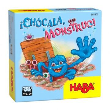 ¡Chócala, Monstruo!
