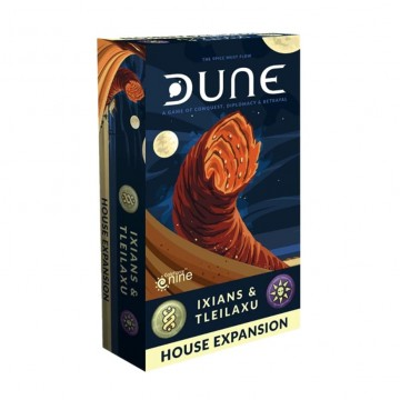 Dune: Ixians & Tleilaxy...