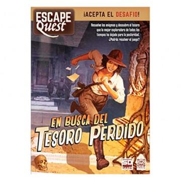 Escape Quest - En Busca del...