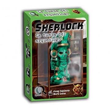 Serie Q 6: Sherlock: La...
