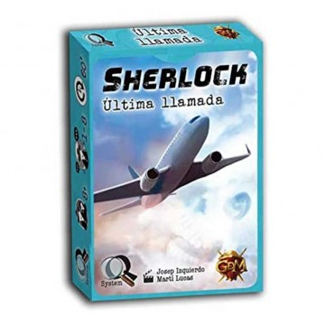 Serie Q 6: Sherlock: Última...