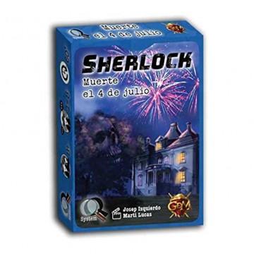 Serie Q 6: Sherlock: Muerte...