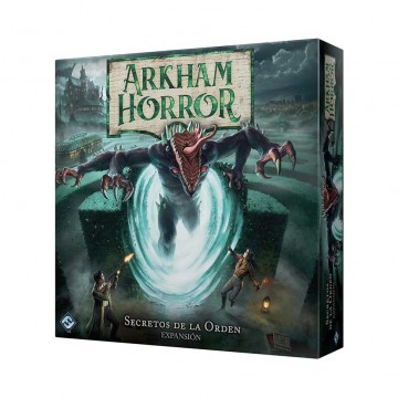 Arkham Horror: Secretos de...