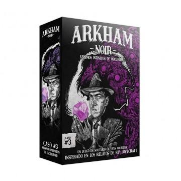 Arkham Noir 3: Abismos...