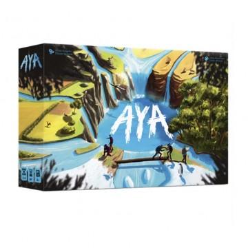 AYA (Inglés)