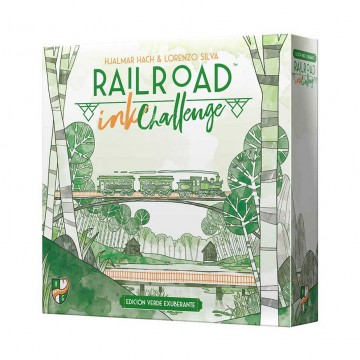 Railroad Ink: Edición Verde...
