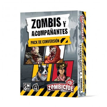 Pack de Conversión: Zombis...