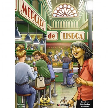 Mercado de Lisboa [PREVENTA]
