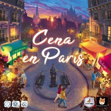 Cena en París [PREVENTA]