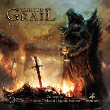 Tainted Grail: La Caída de...