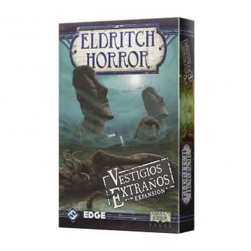 Eldritch Horror: Vestigios...