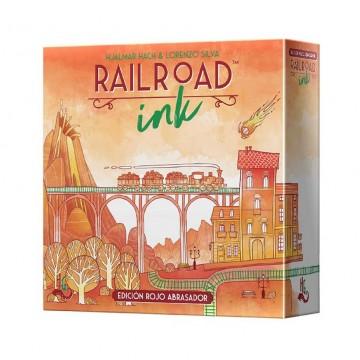 Railrad Ink: Edición Rojo...
