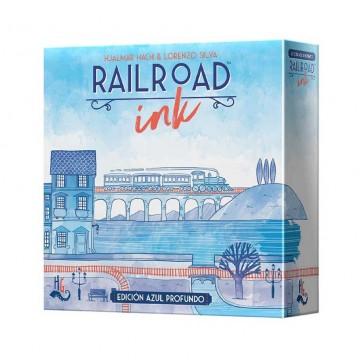 Railrad Ink: Edición Azul...