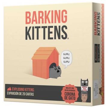 Barking Kittens [PREVENTA]