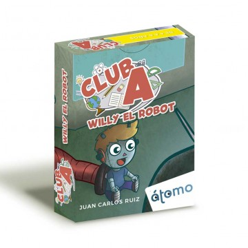 Club A - Willy El Robot