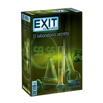 Exit - El Laboratorio Secreto