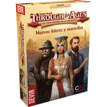 Through the Ages - Nuevos...