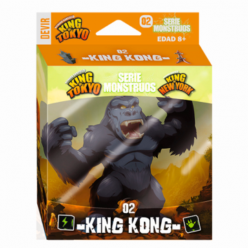 King of Tokyo New York...