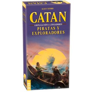 Catan: Piratas y...