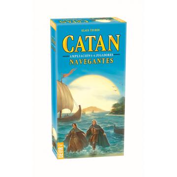 Catan: Navegantes de Catan...