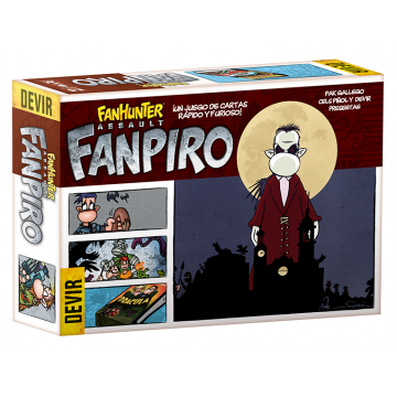 Fampiro - Fanhunter Assault